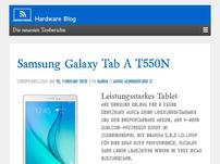 Hardware Blog