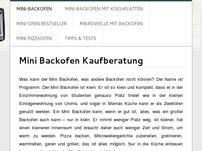 Minibackofen24.de