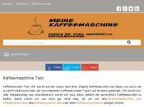 Kaffeemaschinen Tests