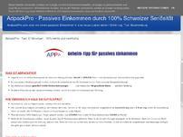Adpackpro Infos