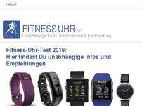 Fitness-Uhren