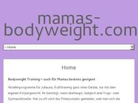 Mamas Bodyweight