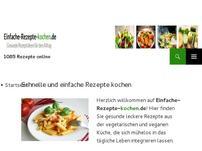 Einfache-Rezepte-kochen.de