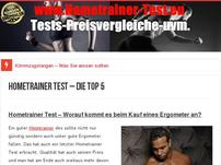Hometrainer Test Die Top 5