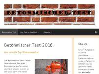Betonmischer-test.org