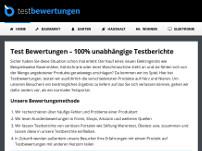 Testbewertungen.com