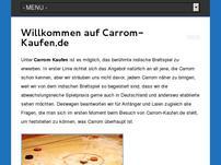 Carrom-kaufen.de