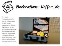 Moderationskoffer