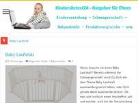 Kindersitztest24