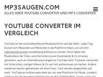 MP3SAUGEN.COM
