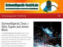 Schweißgerät Test 24