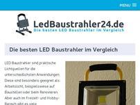 LED Baustrahler