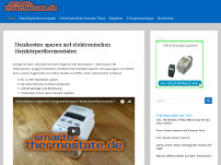 Smarte Thermostate