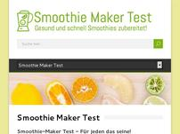 Smoothie-Maker Test