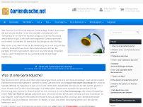 Gartendusche.net