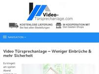 Video Türsprechanlagen Ratgeber