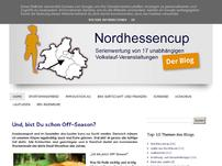 Nordhessencup-Blog