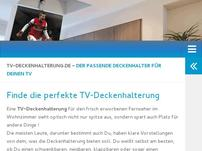 TV-Deckenhalter