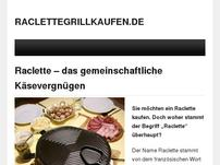 Raclette-Grill kaufen