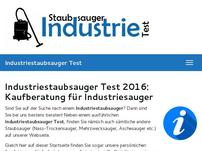 Industriestaubsauger Test