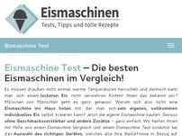 eismaschinen-tests.com
