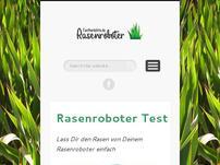 Rasenroboter Test