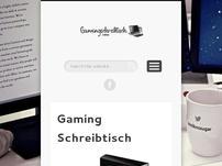 Gaming Schreibtisch Test