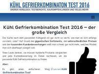 kuehlgefrierkombination-test.com