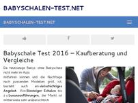 Babyschalen Test
