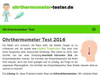 Ohrthermometer Tester