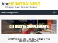Heimtraining-ABC