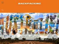 Backpacking Australien