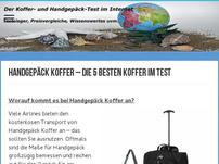 Der Koffer- und Handgepäck-Test