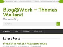 Blog@Work