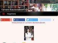 Carmens Bücherkabinett