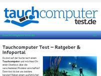 Tauchcomputer Vergleich