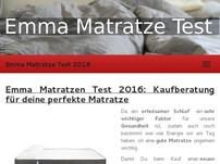 Emma Matratzen Test 2017