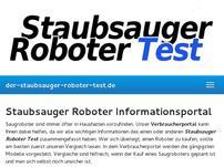 Staubsauger Roboter Vergleich