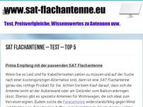 sat-flachantenne.eu