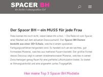 Spacer BH