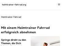 heimtrainer-fahrrad.org