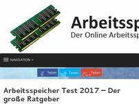 Arbeitsspeicher-online.de
