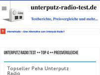 Unterputz Radio Test