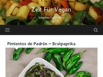 Zeit Für Vegan