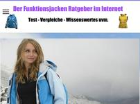 Funktionsjacken-Test