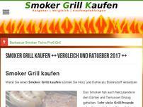 Dein Smoker Grill