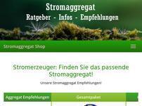 Stromaggregat Shop