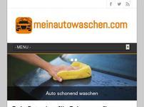 meinautowaschen.com
