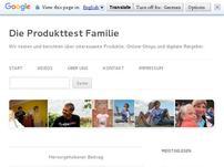 produkttestfamilie.de