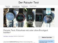 der-pulsuhr-test.de